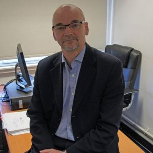 Dr James MacAskill